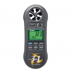 Aparat pentru determinarea parametrilor de microclimat, 45170