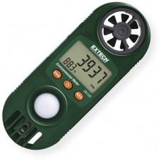 Aparat pentru determinarea parametrilor de microclimat, EN100