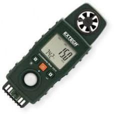 Aparat pentru determinarea parametrilor de microclimat, EN510